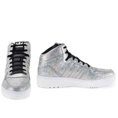 Tênis Adidas M Attitude Revive W Silver Metalic S75196