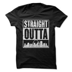 Straight Outta St. Louis - #handmade gift #money gift. ACT QUICKLY => https://www.sunfrog.com/Movies/Straight-Outta-St-Louis.html?68278
