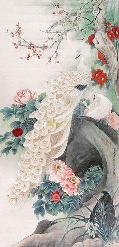 【国画】王庆升作品选 [ Painting ] Selected Works of Wang L (by Google Translate).