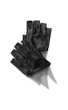 Urstadt Swan Letaher & Chain Mesh Gloves