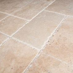 MS International Tuscany Beige Pattern Honed-Unfilled-Chipped Travertine Floor and Wall Tile (5 Kits / 80 sq. ft. / Pallet) TTBEIG-PAT-HUFC at The Home Depot - Mobile