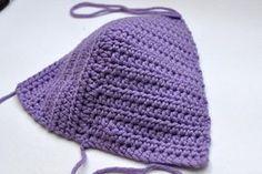 How to Crochet * The perfect Bikini Top