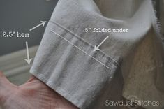 Muslin Curtains - Cheapest & Easiest Curtains, EVER! Muslin Curtains, No Sew Curtains, Rod Pocket Curtains, Drapery, American Girl House, Ceiling Draping, Bohemian Fabric, Diy Curtain Rods, Sewing Patterns Free