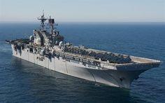 壁紙をダウンロードする キャリア, 米海軍, bgm-109ートマホーク