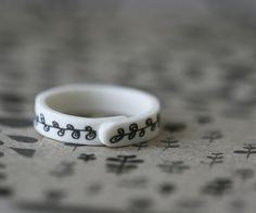 Genuine Porcelain China Made In Japan Porcelain Jewelry, Ceramic Jewelry, Ceramic Beads, Porcelain Ceramics, Dainty Jewelry, Cute Jewelry, Jewelry Crafts, Biscuit, Chihiro Y Haku