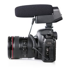 The BOYA BY-VM600 is a new designed directional shotgun microphone which can maximizes the sound quality. • Direction shotgun-style microphone • Well rejecting unwanted background noise  • Premium microphone for clear audio • Powered design maximizes sound quality • Built-in shock mount minimizes unwanted vibrations to microphone