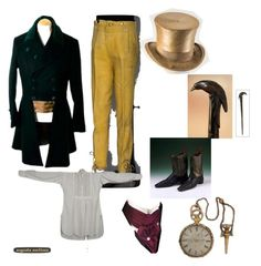 fig by augusto-pinheiro on Polyvore featuring Augusta, men's fashion and menswear