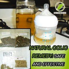 Natural Colic Remedy