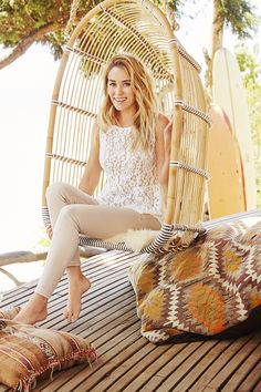 Lauren Conrad in the LC Lauren Conrad for Kohl's July Collection