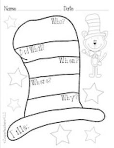 Dr. Seuss 5 W's