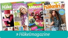 Überblick Simply Kreativ Häkelmagazine