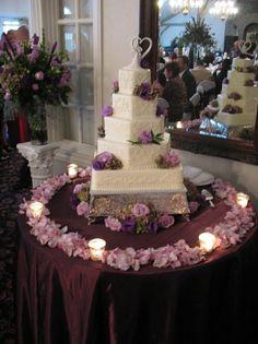 2009 Wedding Sampler Wedding Cakes Photos on WeddingWire