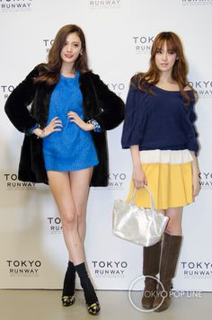 After School Nana and JuYeon