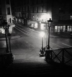 Paris 1930s   Photo: Pierre Jahan