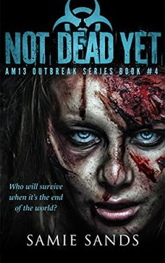 Giveaway Guy: Win a $50 Amazon gift card with Samie Sands - Not Dead Yet!