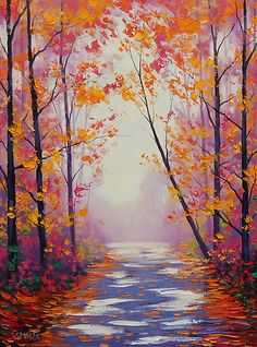 Sunlit Trail by Graham Gercken