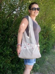 sac Cloé par Carine (pas de blog). # Cloé bag by Carine (no blog).