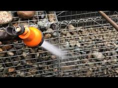 How to assemble a gabion basket in 4 minutes - YouTube