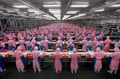 Edward Burtynsky CHINA Web Gallery