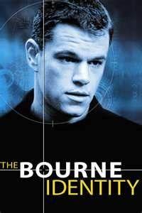 Bourne Identity. Bourne Supremacy. Bourne Ultimatium. Matt Damon