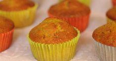 Sütőtökös muffin recept képpel. Hozzávalók és az elkészítés részletes leírása. A Sütőtökös muffin elkészítési ideje: 40 perc Vegan Recipes, Cooking Recipes, Vegan Food, Top 5, Muffins, Dessert Recipes, Food And Drink, Pudding, Cupcakes