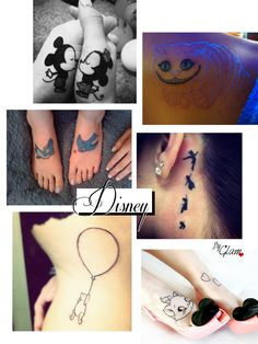 Tattoo disney