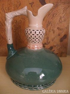 Zsolnay antik perzsa kiöntő