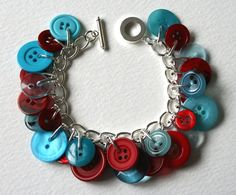 button craft. lovely, isn't it?