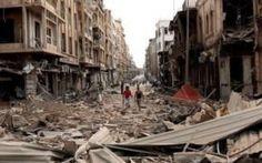 La guerra in Siria voluta dalle potenze occidentali In Siria da alcuni anni si combatte una guerra che non si può definire civile. Sul territorio sono in azione vari gruppi terroristi e mercenari provenienti da tutto il mondo, con l'unico scopo di rov #siria #isis #alqaeda #russia