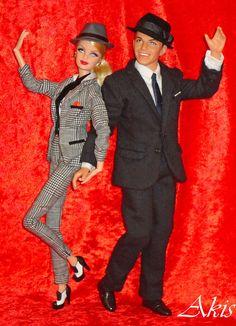 Frank Sinatra Barbies