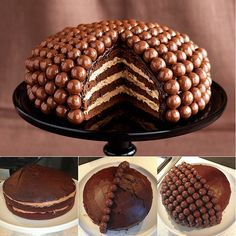 This amazing Maltesers chocolate cake recipe is perfect for special occasions. It's a Chocolate lovers dream and you won't be able to wait to make it!