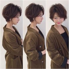 46 Bob With Bangs Hairstyle Ideas Trending for 2019 46 Bob With Bangs Hairstyle Ideas Trending for 2019 Japanese Short Hair, Asian Short Hair, Girl Short Hair, Short Hair Cuts, Short Bob Hairstyles, Hairstyles With Bangs, Wedding Hairstyles, Bangs Hairstyle, Hairstyle Ideas