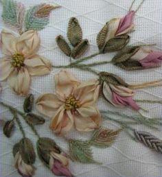 2mm Silk Ribbon - Embroidery Thread Supplies Designs