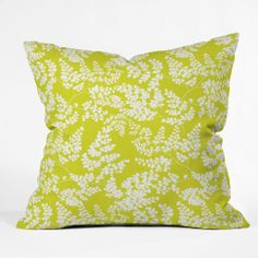 Aimee St Hill Spring 3 Outdoor Throw Pillow | DENY Designs Home Accessories