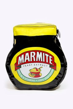 Marmite lunch bag from UO Marmite, Yeast Extract, Men Quotes, Lunch, My Style, Closer, Gadgets, Objects, School