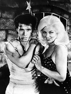 Adam Ant the pop singer and Diana Dors in fairy godmother outfit star in the video for the hit record Prince Charming Stua Stock Photo Adam Ant, Diana Dors, Sean Flynn, Ant Music, Genuine Smile, Fairy Godmother, Great Films, My Youth, Pop Singers