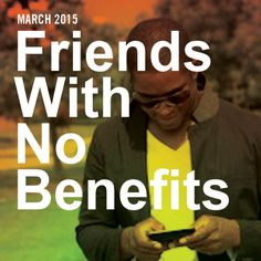 Friends With No Benefits