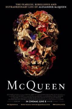 Alexander McQueen movie poster