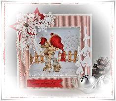 Kjersti's side Copics, Copic Markers, Christmas Cards, Scrap, Paper, Frame, Inspiration, Ideas, Home Decor