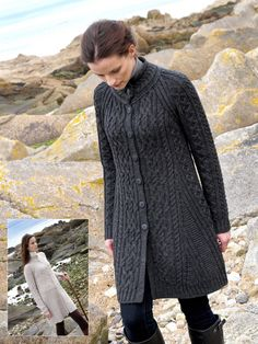 Aran Knitwear by Natallia Kulikouskaya at Coroflot.com