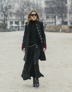 The Olivia Palermo Lookbook : Olivia Palermo at Paris Couture Fashion Week