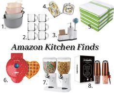 Find Amazon, Amazon Home, Best Amazon, Game Day Food, Beautiful Kitchens, Amazing Flowers, Thanksgiving Recipes, Towels, Organize