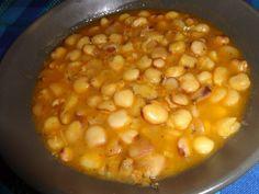 Zuppa di cicerchia | I pasticci di casa mia