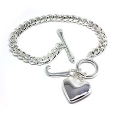 """Top Value Jewelry - Lovely 925 Sterling Silver """"J"""" and Heart Charm Women Bracelet- Beautiful Detail! Top Value Jewelry. $34.99. Delicate 925 Silver Heart Charm Bracelet, Contemporary and Stylish. Great Gift for the ladies. Adjustable for a great fit for almost Any Wrist Size. 925 Silver J and Heart Charm Bracelet Women- Super Cute!. Contemporary and versatile piece. Check out Top Value Jewelry for More Original Designs!"""