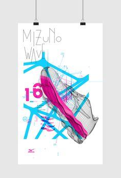 Mizuno // Wave Creation 16 - Rodrigo Castellari