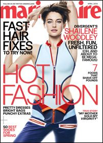 Circulation: 950,000 (total readership: 3.8 million) Frequency: Monthly Special issues: Special issues focusing on fashion and beauty are published in the fall and spring.