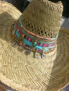 Ibiza Hats made by Hip & Handsome Amsterdam