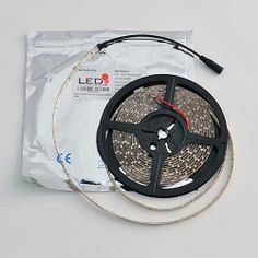 LEDwholesalers 16 Feet or 5 Meter Reel Warm White 3100k Flexible LED Ribbon with 300 3528 SMD Leds White Backing on PCB and Waterproof Gel and 3m Tape, 2089ww by LEDwholesalers LED Strip Lights. $19.99. Designed for the average home owner as well as lighting professionals, this lighting can be used for architectural lighting, sign letter lighting, concealed lighting, perimeter lighting amongst many other applications. Our LED Ribbon is the coolest and most efficient way to de...