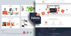 Dakota – WordPress Theme Đa Năng cho doanh nghiệp