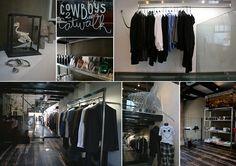 http://www.cowboys2catwalk.com Men's #dressingDante Utrechtsestraat 107 Amsterdam